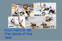 PuckTalkCS 116:Game of the Year