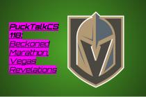 PuckTalkCS: Vegas Revalations